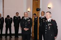 Il Com. Interregionale, Gen. C.A. Mario Basile, in visita a Bari