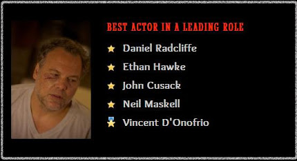 FRIGHT METER AWARDS BEST ACTOR WINNER
