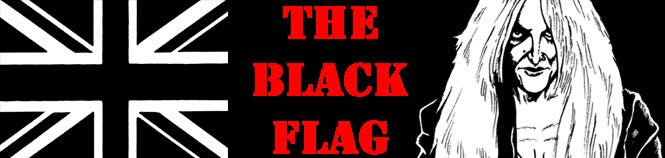'The Black Flag' - Now Available, the complete graphic novel, on Amazon Kindle