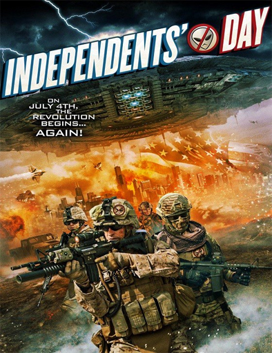 Ver Pelicula Independents' Day en latino