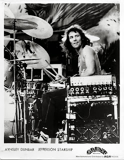 Aynsley Dunbar en Jefferson Starship