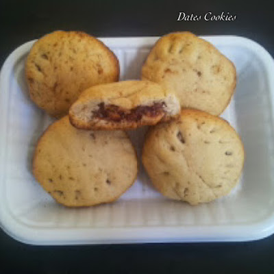 Dates Cookies/Dates Mammoul