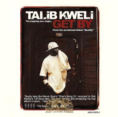 Talib Kweli – Get By (CDS) (2002) (192 kbps)