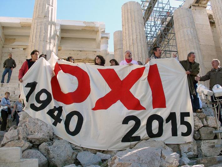 DOPO LA RESA DI SYRIZA