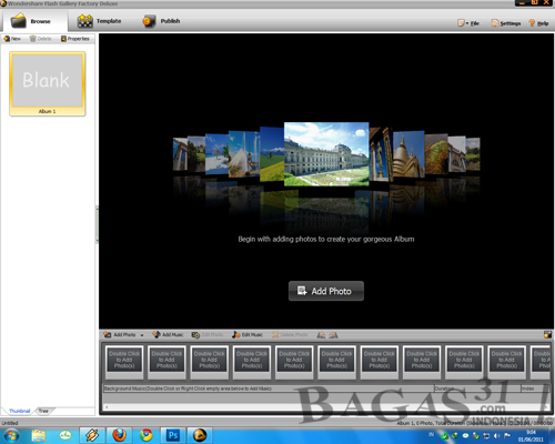 Wodershare Flash Gallery Factory Deluxe 5.2 Full 4