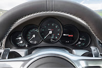 Porsche 911 50 years limited edition model dash