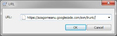 TortoiseSVN Repo-browser URL