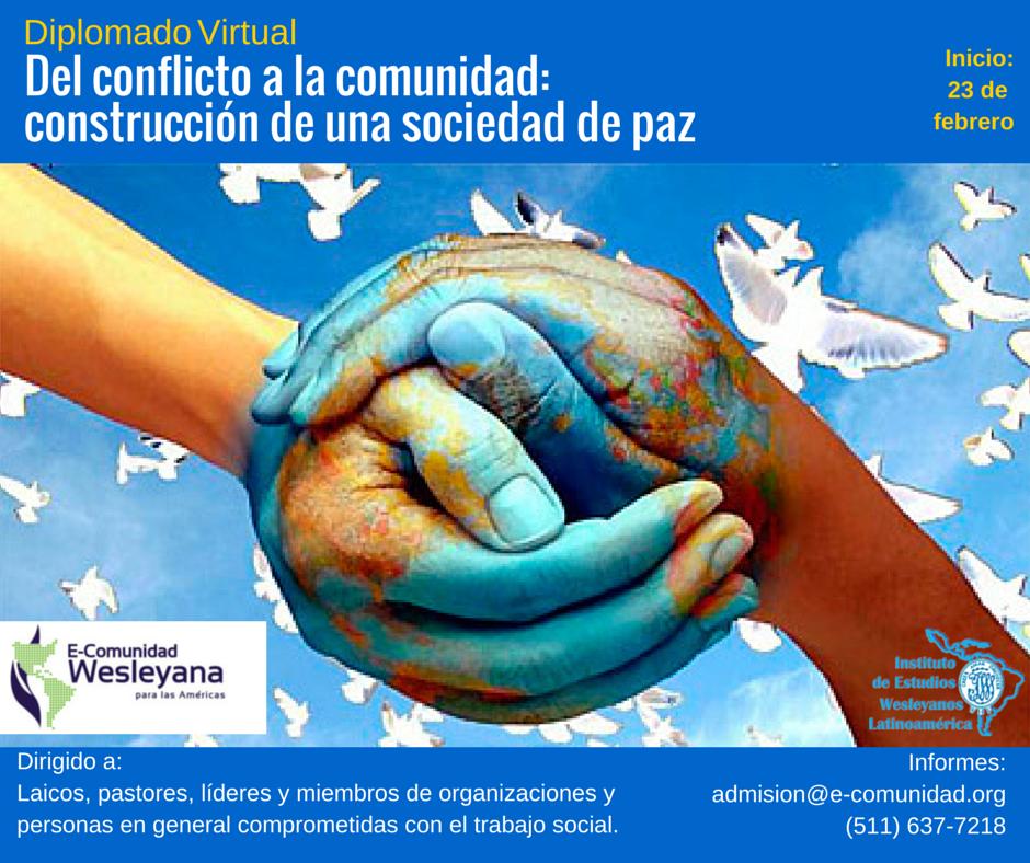 Del conflicto a la comunidad: Educación Teológica para prevenir conflictos