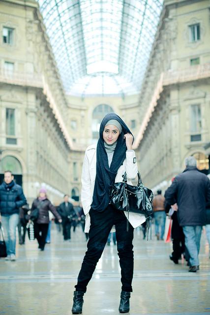 Koleksi Baju Muslim Dian Pelangi Tutorial Hijab
