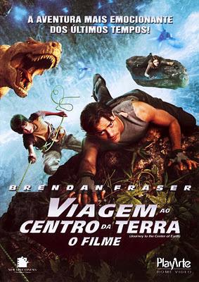 Filme Viagem Ao Centro da Terra O Filme Dublado AVI DVDRip