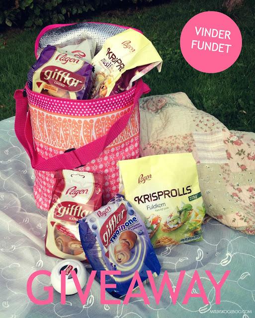 Pågenbrød - picnic - giveaway - Mit livs kogebog