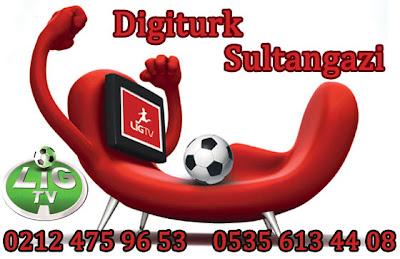 Sultangazi Digiturk bayii üyelik abonelik merkezi