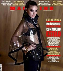 Maria Valverde Magazine Spain October 2011