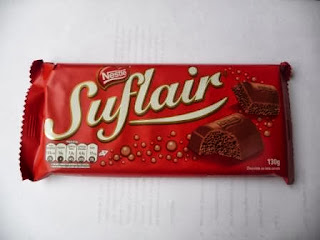 Chocolate Suflair de Nestlé