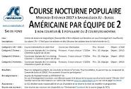 Course nocturne 8 février 2017
