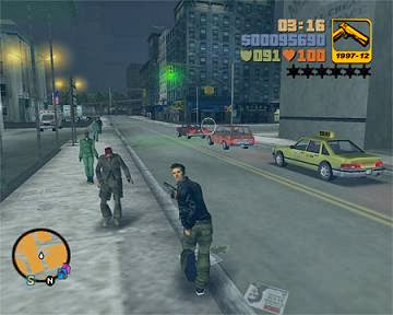 Free Download Grand Theft Auto 3 PC Game