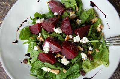 Royal Beet Salad | www.kettlercuisine.com