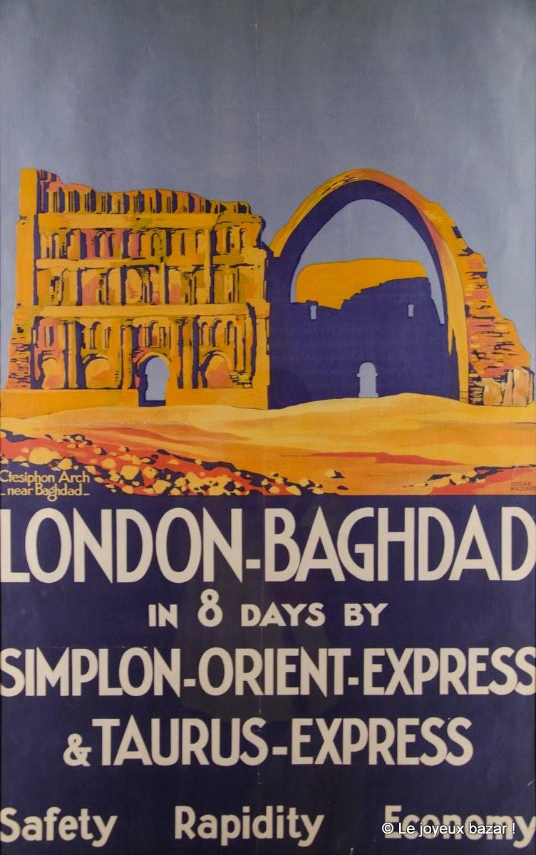 Expo - Il etait une fois l'orient express
