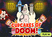 Regular Show Cupcakes of Doom