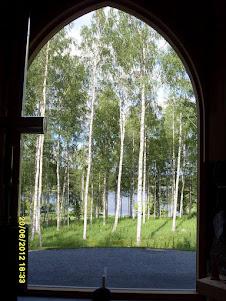 Puutarhapalveluita Tampereen talousalueella on näkymät sitten järvelle tai metsään