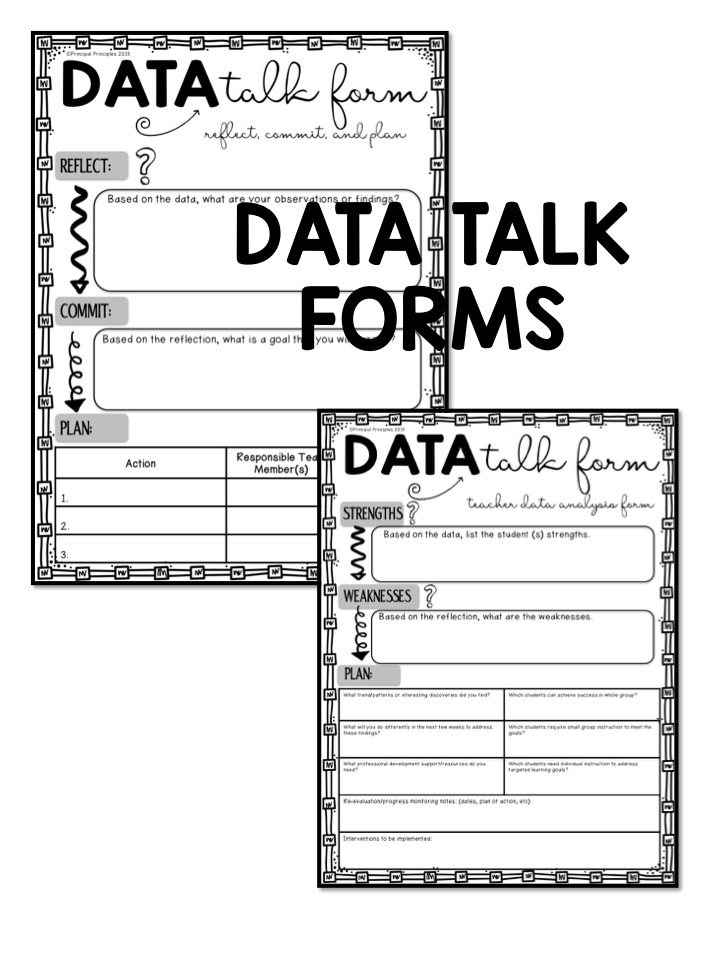data talks and documentation forms with ease