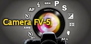 Camera Fv 5 uygulaması