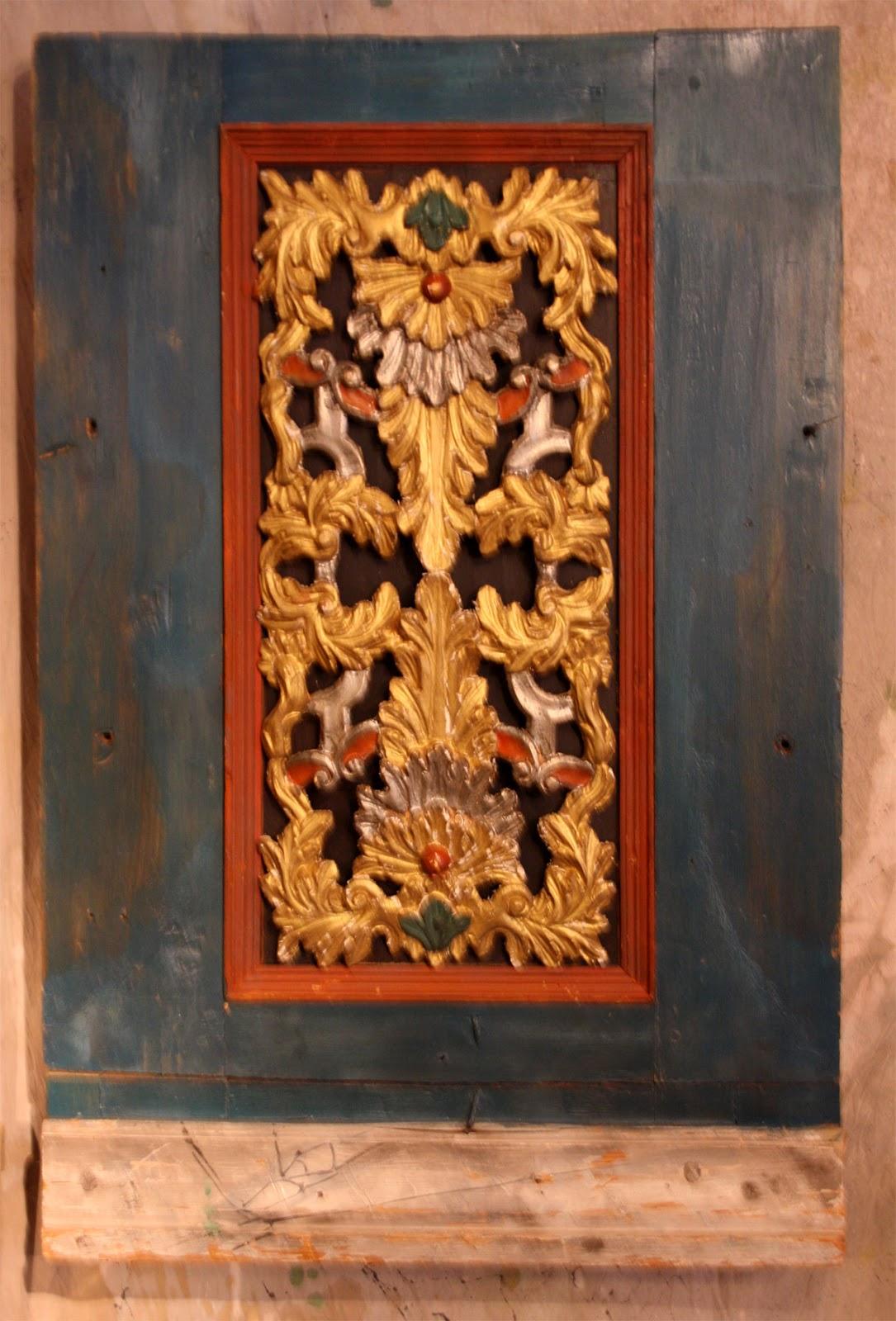 Spegel barock