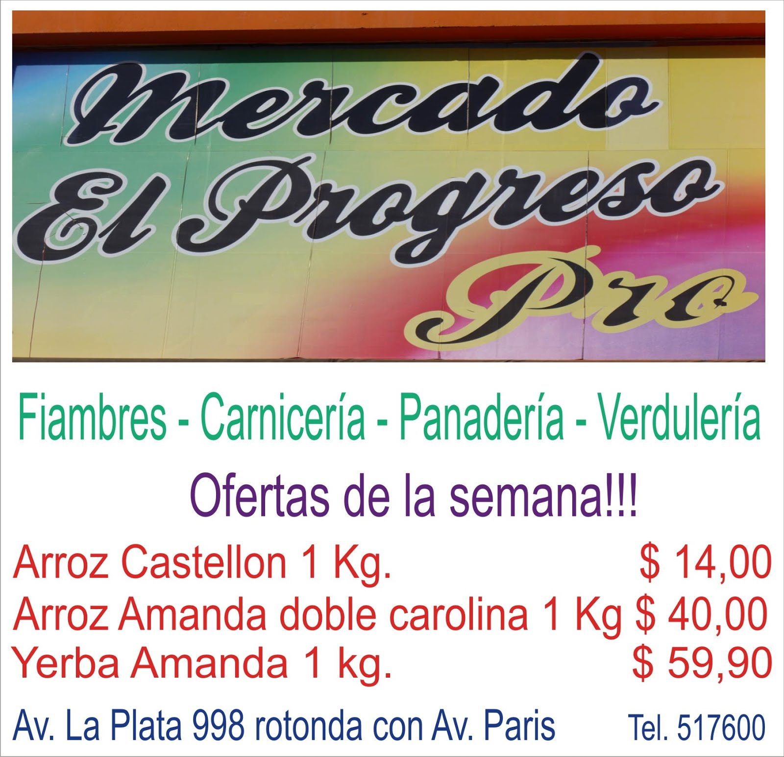 Mercado El Progreso