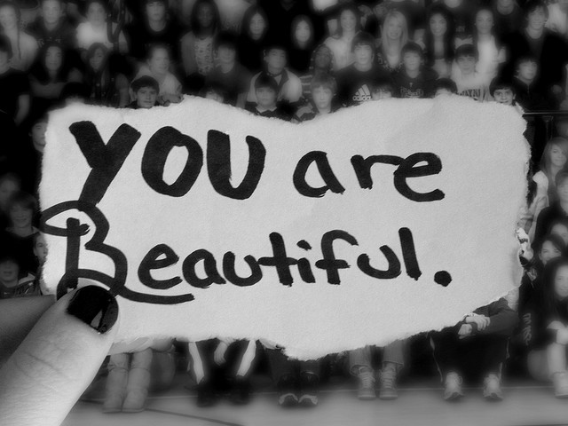 It is very important that we You Are Very Beautiful