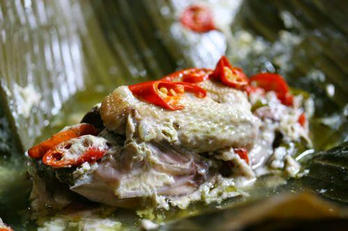 Resep Cara Membuat Garang Asem daging Ayam Spesial