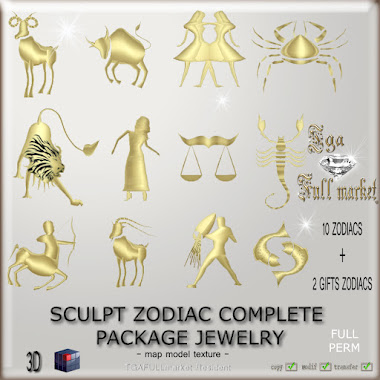 COMPLETE PACKAGE ZODIAC