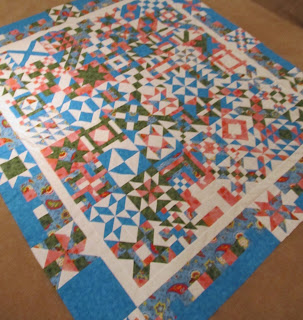 Free Quilt Pattern from The Ladies Quilt Pattern eBook by The Quilt Ladies