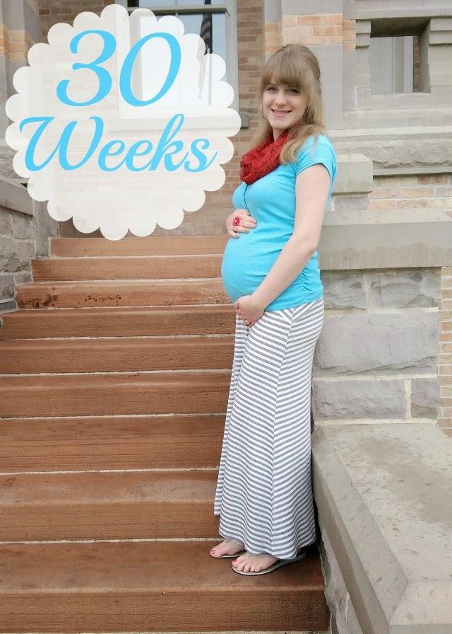 30 Weeks of Pregnancy