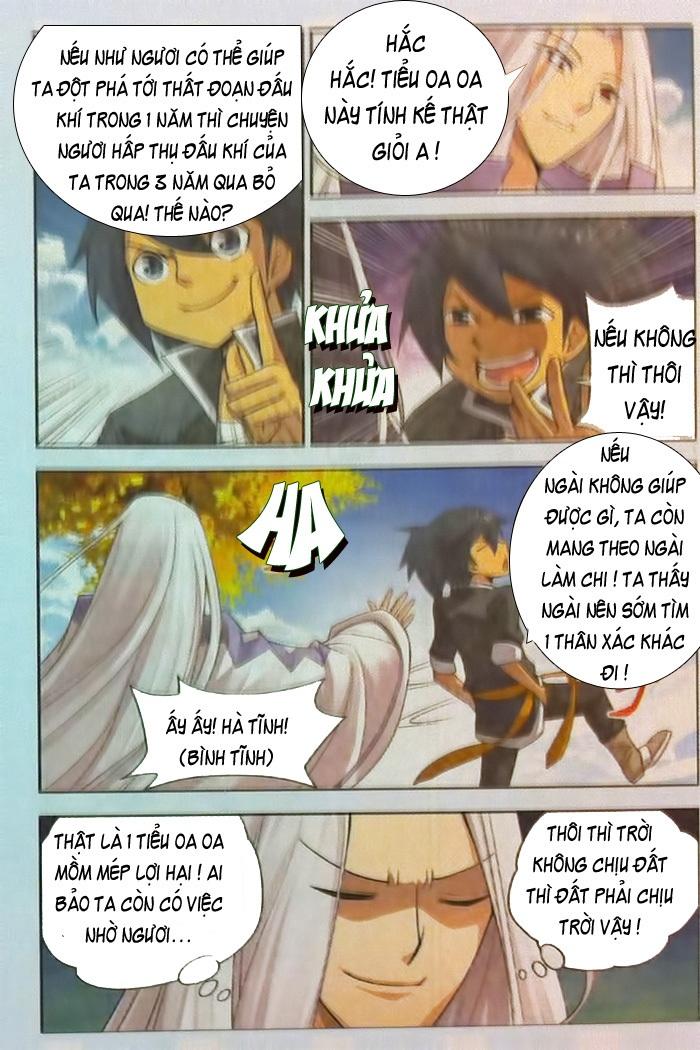 Đấu Phá Thương Khung chap 3 page 16 - IZTruyenTranh.com