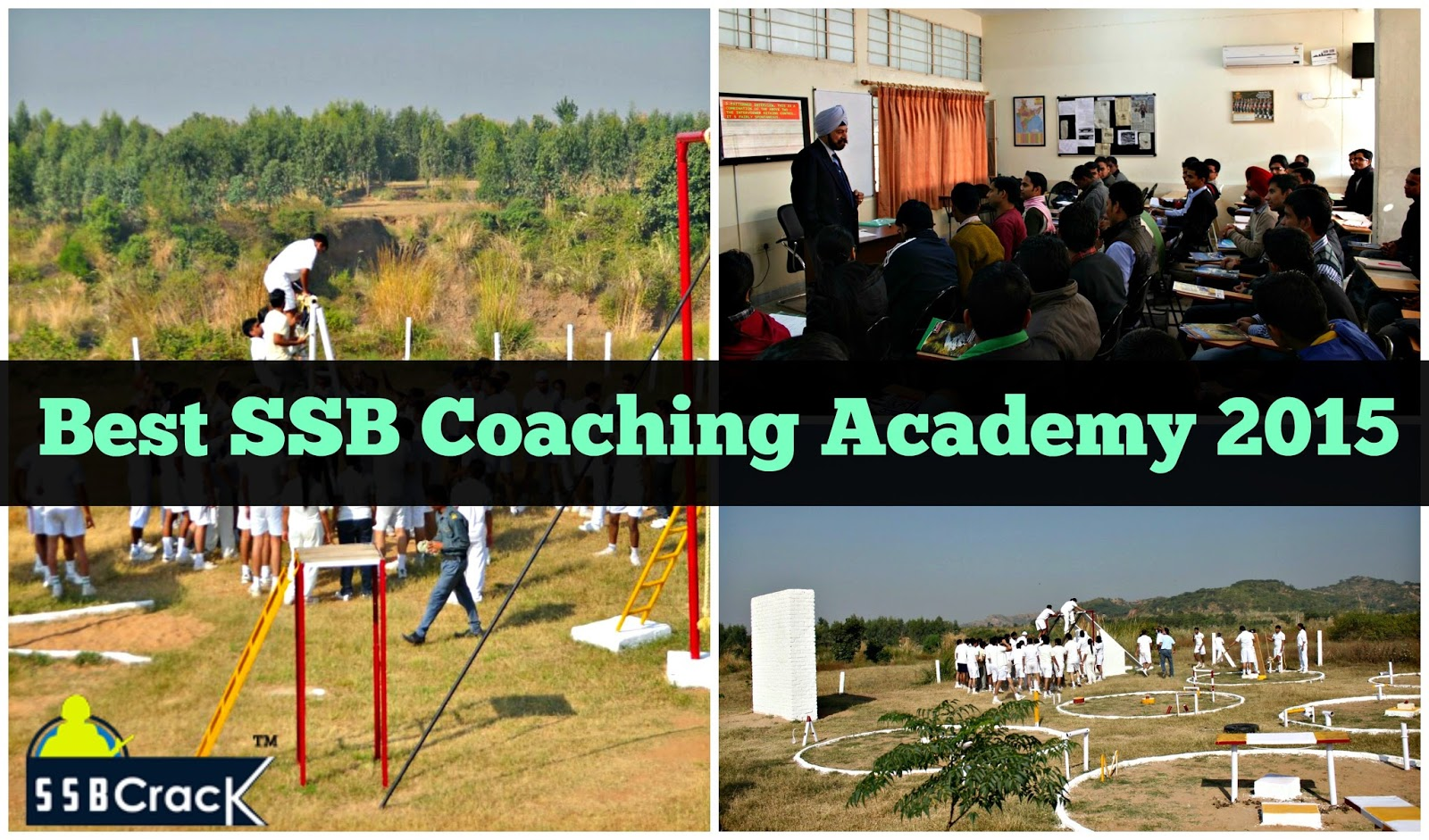 Best SSB Coaching Academy 2015