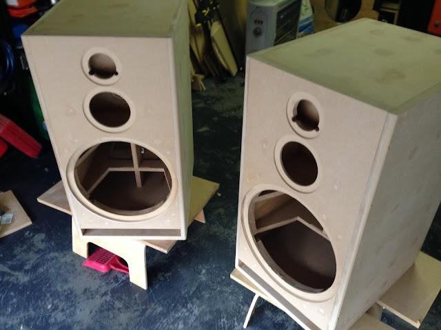 Active Speaker DIY 12 inch