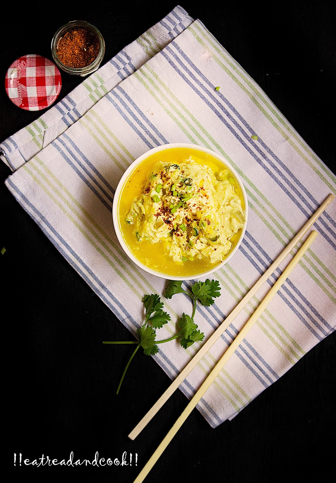 how to cook chinese steamed egg