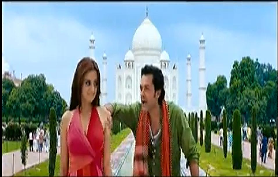 Yamla pagla deewana title song lyrics