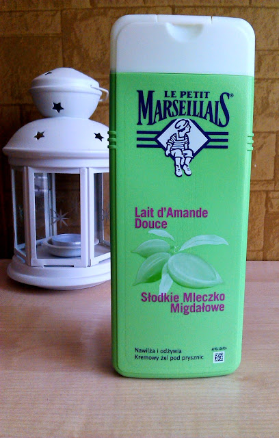 Le Petit Marseillais, Słodkie mleczko migdałowe