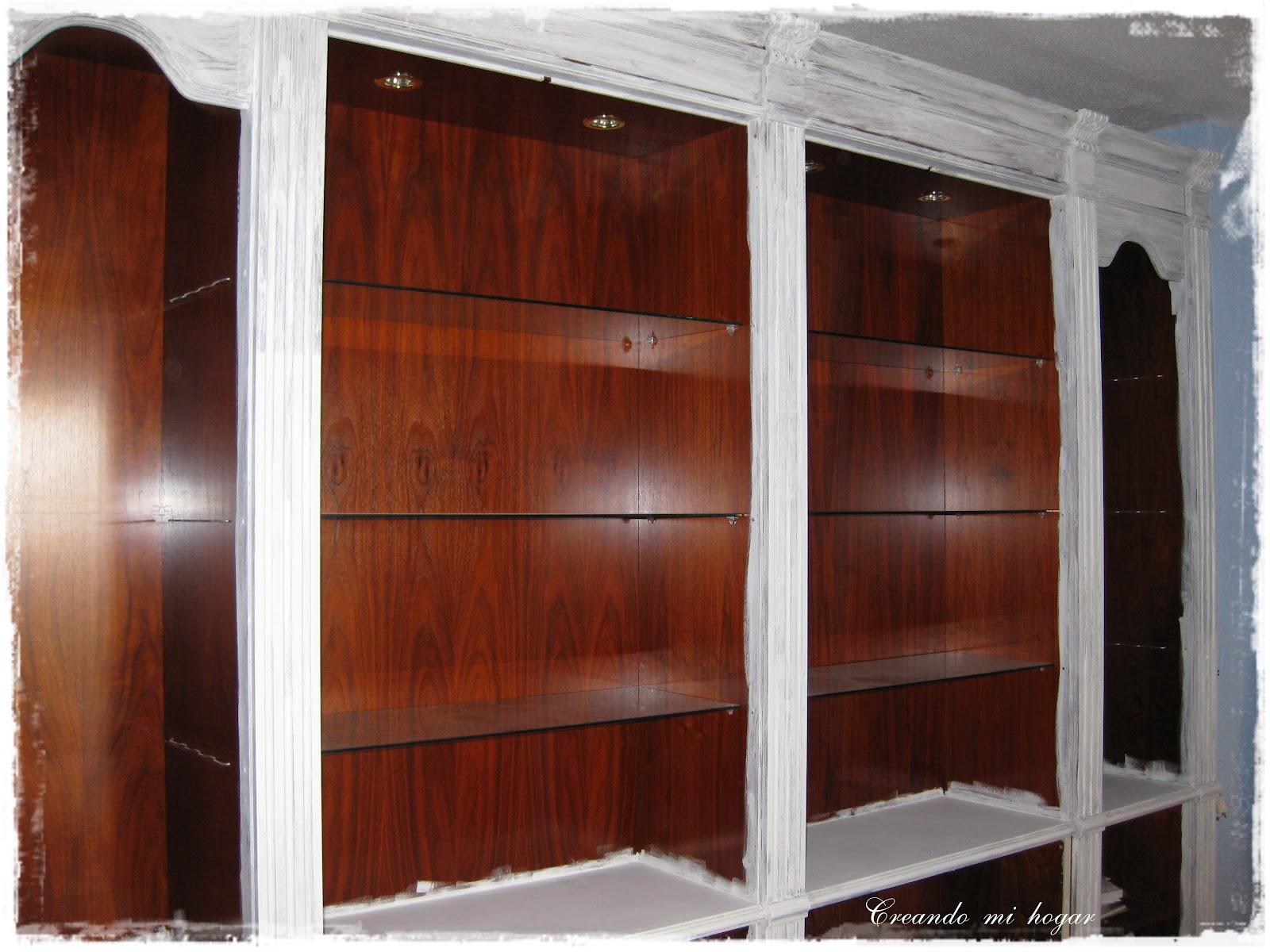 Creando mi hogar as empez todo - Reformar muebles viejos ...