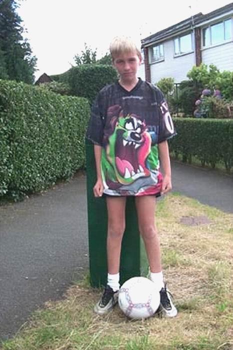 Aaron ComingAtYer Model Boy View Image