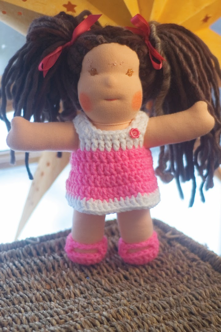 waldorf doll, bamboletta, dragonflys hollow, tansy dolls, tutorial, pattern