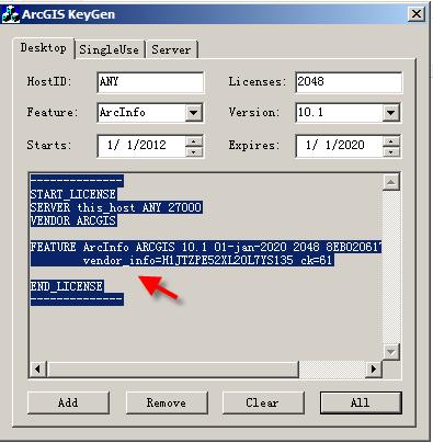 arcgis desktop 93 license crack