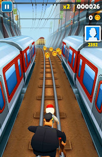A look of Subway Surfer