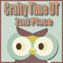 Crafty Time 2nd place