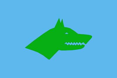 gokturk devleti bayragı