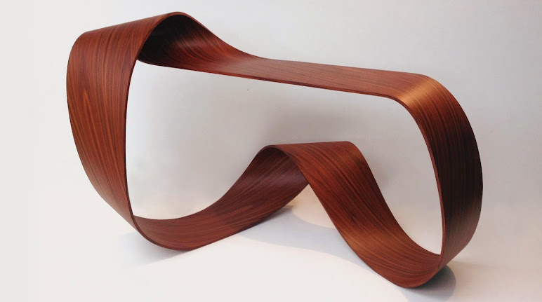 Moebius Strip Coffee Table