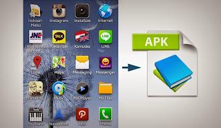 Cara Mengirim Aplikasi Android Yang Sudah Terinstall
