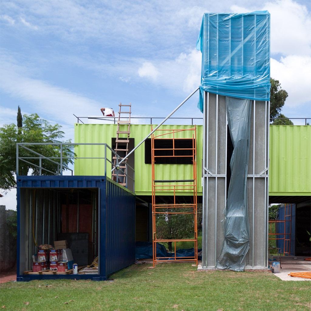 Mayara Morais: Projeto Casa Container Sustentável #2861A3 1024x1024 Banheiro De Container