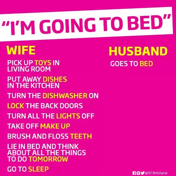 Rutin ibu sebelum tidur